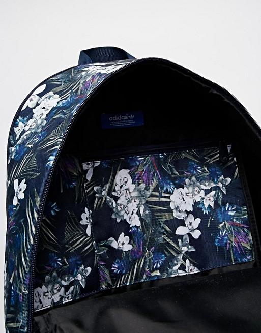 Balo Adidas Originals Floral Print