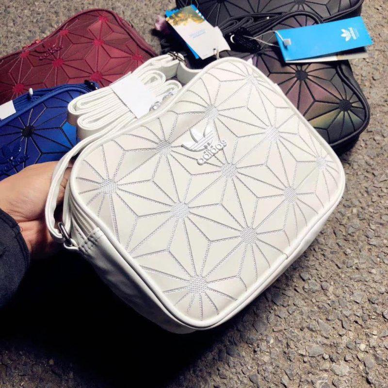 Adidas Mini 3D Airliner Sling Bag trắng