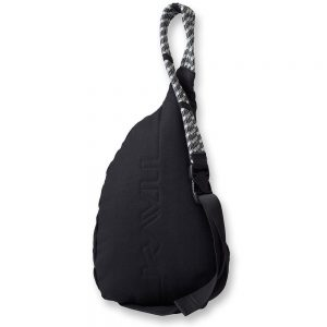 Túi Đeo Chéo Kavu Rope Bag Black