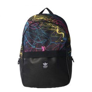 Balo Adidas Originals Essentials Black Multicolor