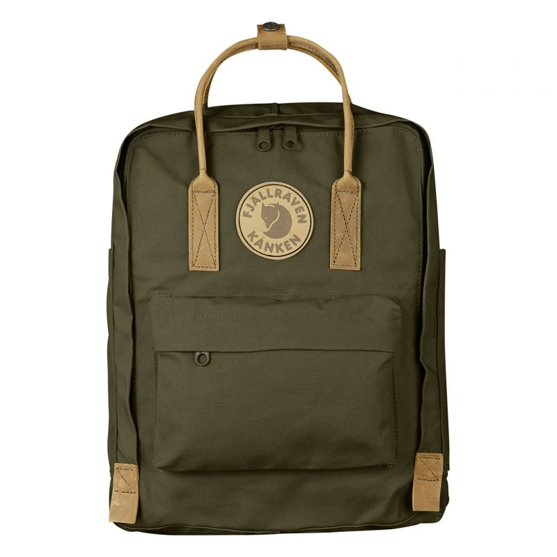 Balo Fjallraven Kanken No.2 Mini Dark Olive