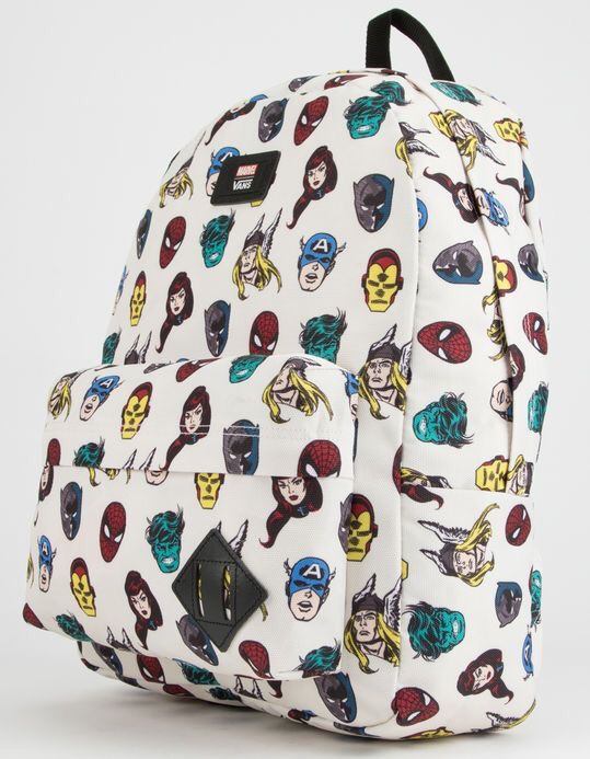 Balo Vans X Marvel Old Skool II Backpack