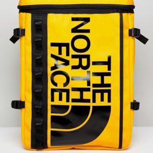 Balo The North Face Fuse Box Black/Yellow
