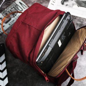 Balo Fjallraven Kanken No.2 Laptop Full Black