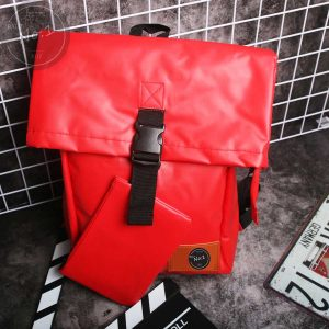 Balo Superdry Japan Outdoor Deluxe Red