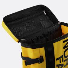 Balo The North Face Fuse Box Black/Yellow