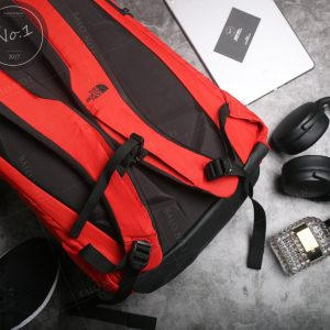 Balo The North Face Kaban Black / Red