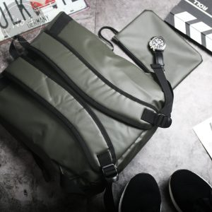 Balo Superdry Japan Outdoor Deluxe Forest Green