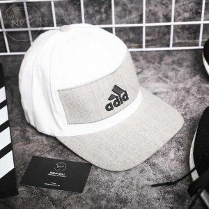 Nón Thể Thao Thời Trang Adidas White/Grey
