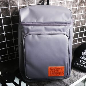 Balo Laptop Chống Nước Superdry Japan Outdoor - Forest Green