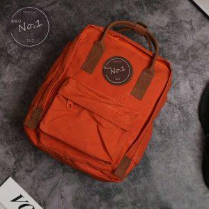 Balo Fjallraven Kanken No.2 Mini Orange