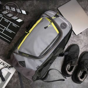 Balo The North Face Resistor Charged - Grey/Yellow