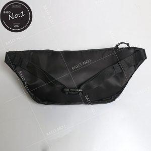 Túi Đeo Chéo Thể Thao Nike Tech Hip Pack Black